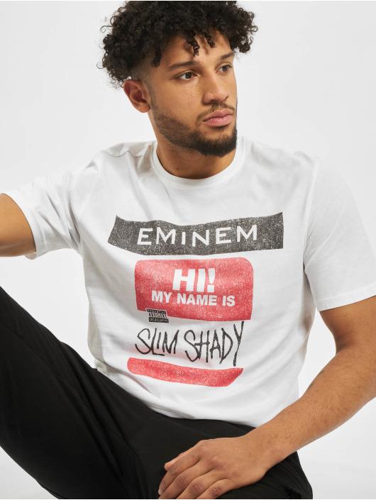 Only & Sons T-Shirt onsEminem Regular white