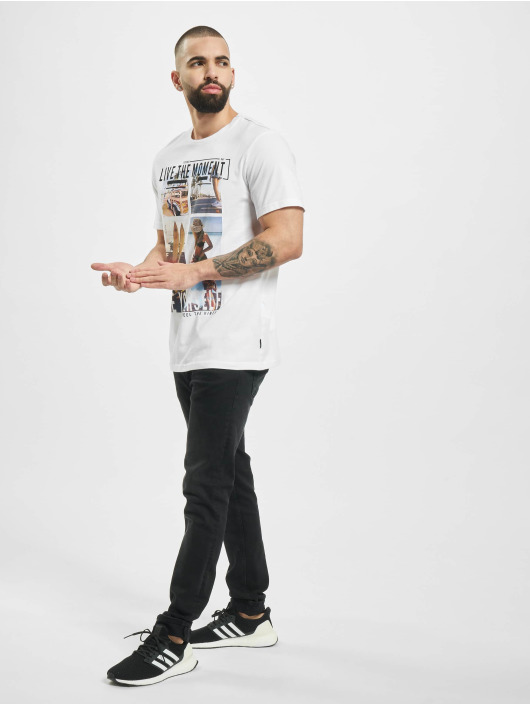 Only & Sons T-Shirt 22015612 white