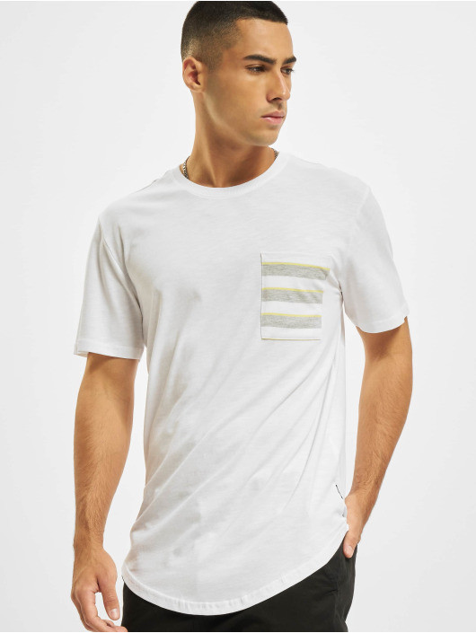 Only & Sons t-shirt Onsvane Life wit