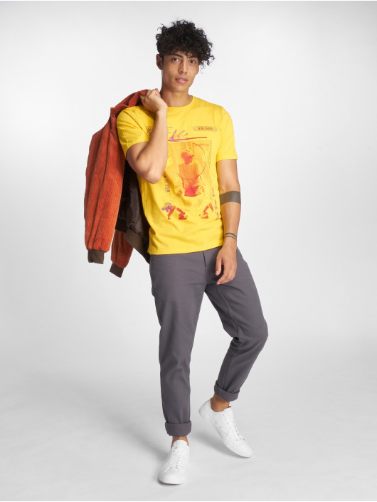 Only & Sons T-Shirt onsFabio yellow
