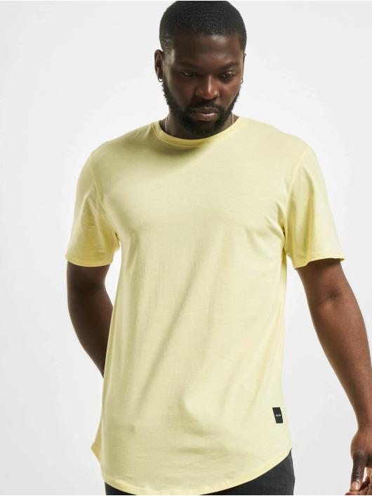 Only & Sons T-Shirt onsMatt Life Longy Noos yellow