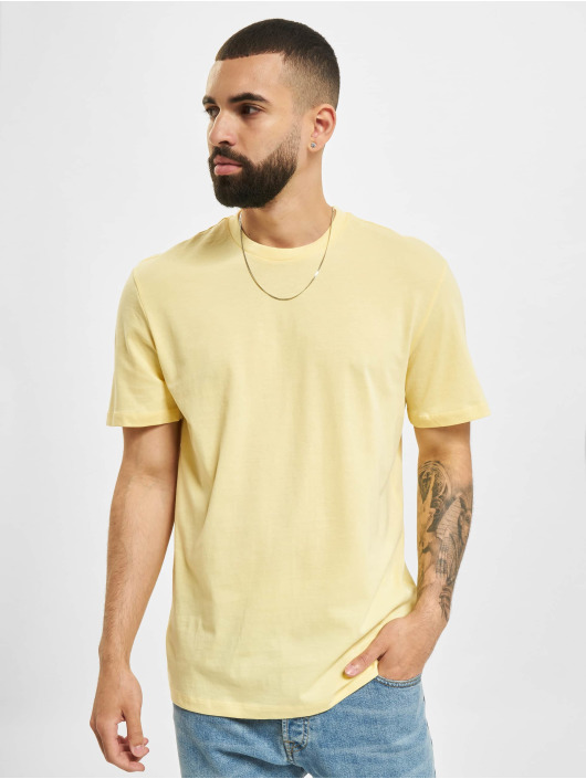Only & Sons T-Shirt Onsarne Life REG yellow