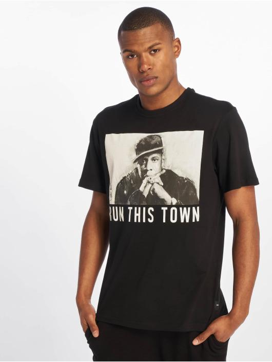 Only & Sons t-shirt onsRapper zwart