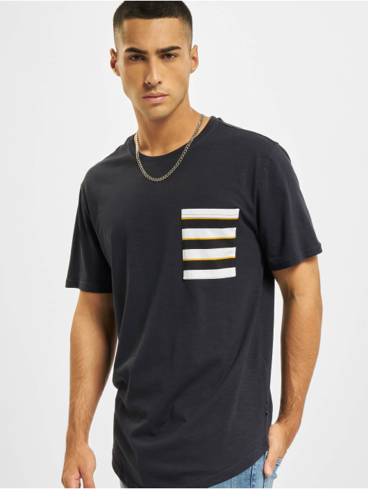 Only & Sons T-shirts Onsvane Life blå