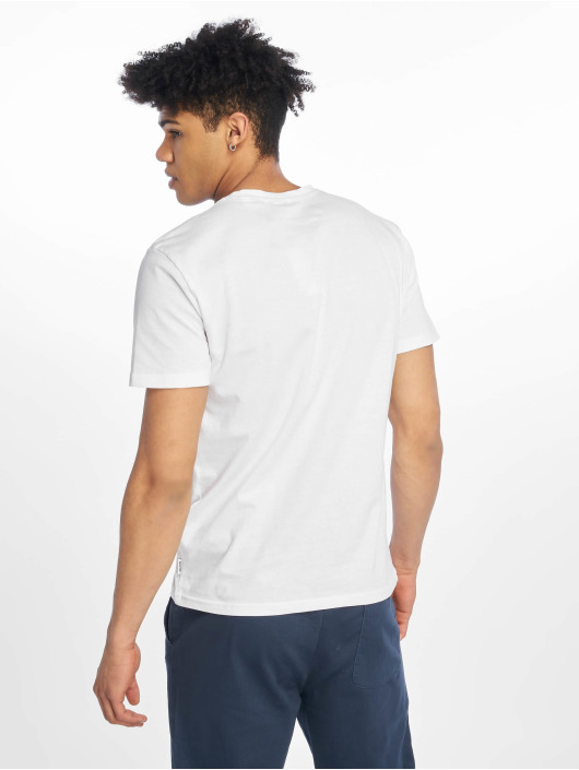 Only & Sons T-shirts onsLamani Camp Fitted hvid