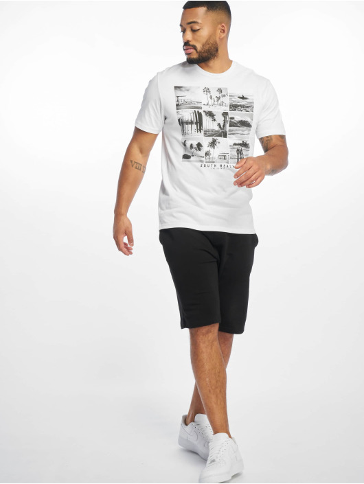 Only & Sons T-shirts onsBF hvid