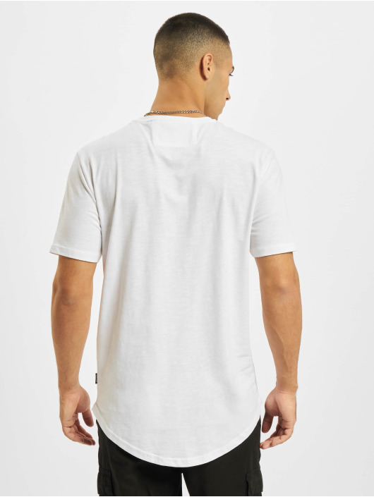 Only & Sons T-shirts Onsvane Life hvid