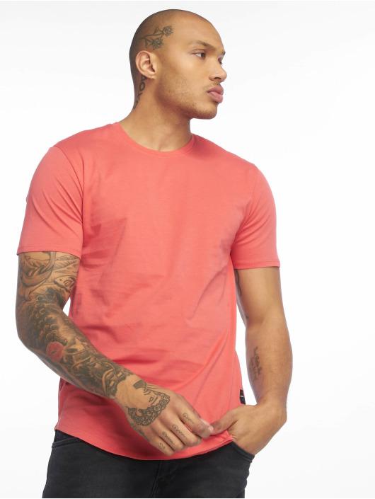 Only & Sons T-shirts onsMatt Longy Noos rød