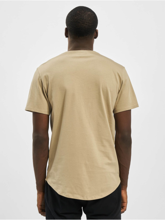 Only & Sons T-Shirty onsMatt Life Longy Noos bezowy