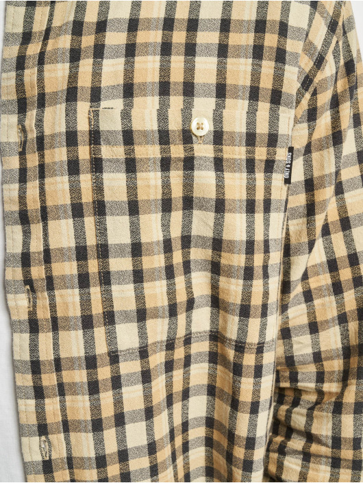 Only & Sons T-Shirty Onsnirel Checked bezowy