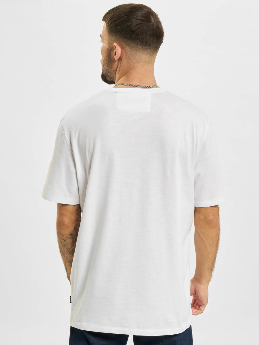 Only & Sons T-Shirty Ons Millenium Life REG  NOOS bialy