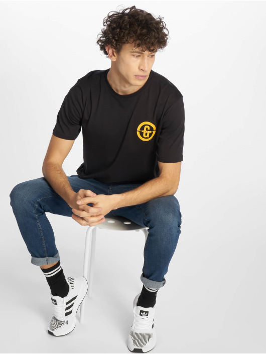 Only & Sons T-Shirty onsEdward Logo czarny