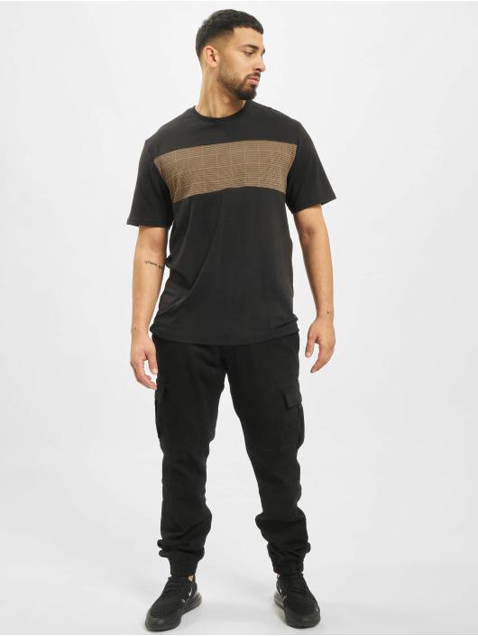 Only & Sons T-Shirty onsmStefan Regular czarny