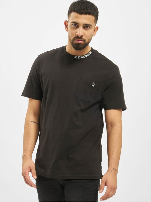 Only & Sons T-Shirty onsMogens Regular czarny