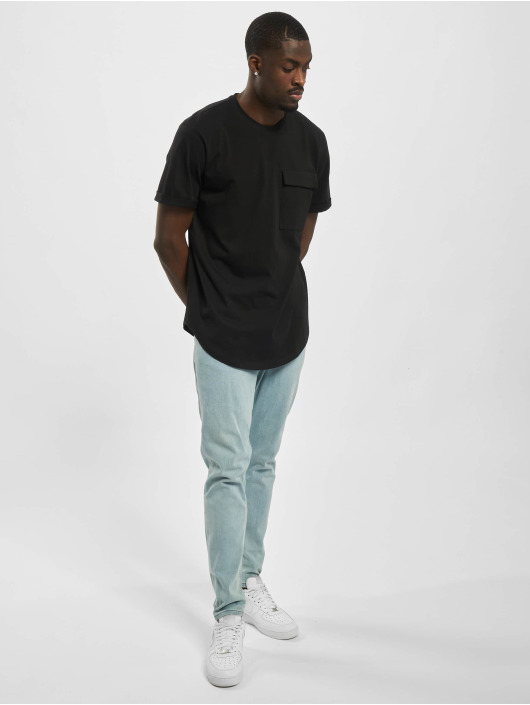 Only & Sons T-Shirty onsUtilli Gavin Longi czarny