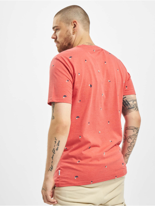 Only & Sons T-Shirty onsKrister czerwony