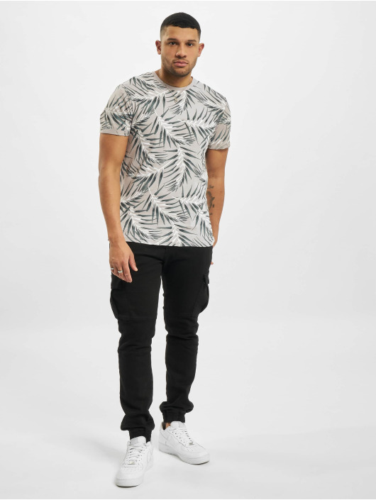 Only & Sons T-Shirty onsIason Slim Noos fioletowy