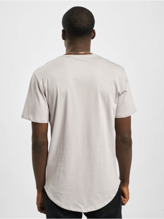 Only & Sons T-Shirty onsMatt Life Longy Noos fioletowy