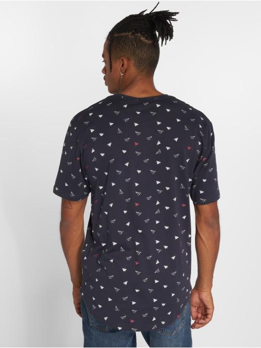 Only & Sons T-Shirty Onsgene niebieski