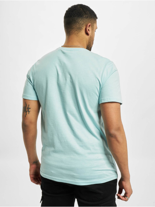 Only & Sons T-Shirty onsImas Reg Noos niebieski