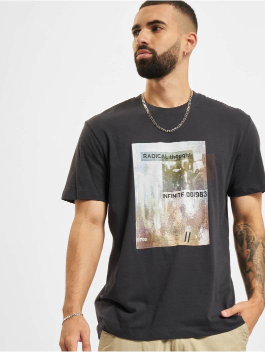 Only & Sons T-Shirty Onsvester niebieski