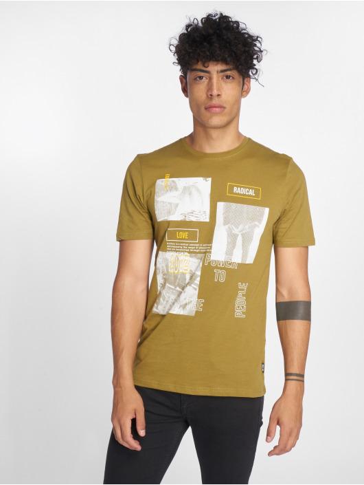 Only & Sons T-Shirty onsFabio oliwkowy