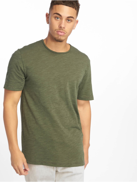 Only & Sons T-Shirty onsAlbert oliwkowy