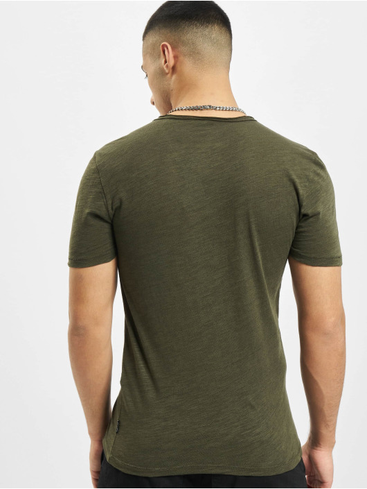 Only & Sons T-Shirty onsAlbert New Noos oliwkowy