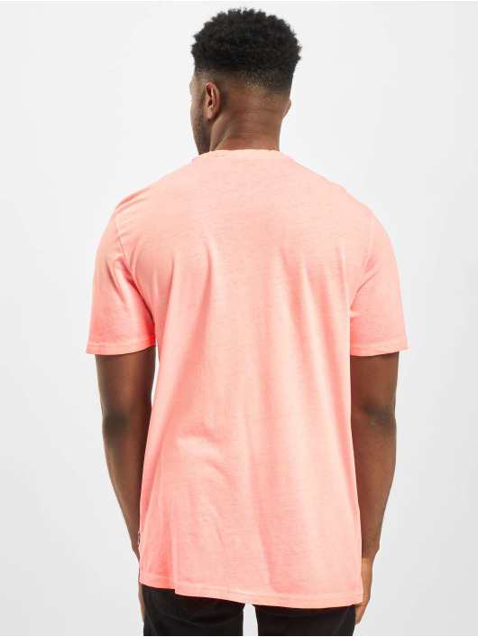 Only & Sons T-Shirty onsPimmit Neon pomaranczowy