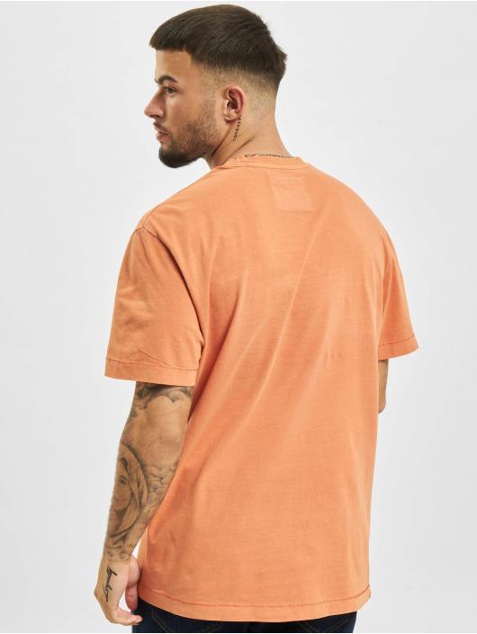 Only & Sons T-Shirty Ons True Life REG EQ 9652 pomaranczowy