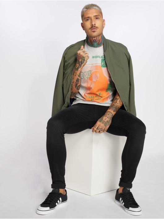 Only & Sons T-Shirty onsFabio szary