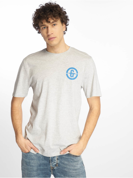 Only & Sons T-Shirty onsEdward Logo szary
