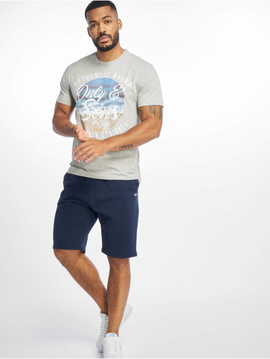 Only & Sons T-Shirty onsBF Sons szary