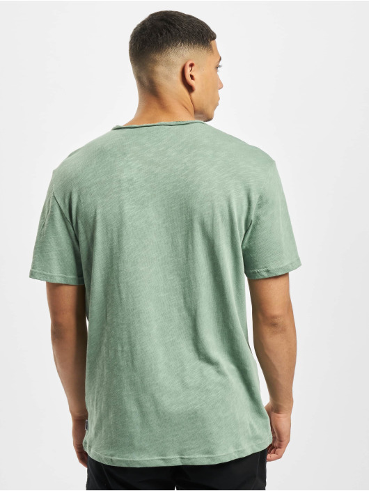 Only & Sons T-Shirty onsJacques Split zielony