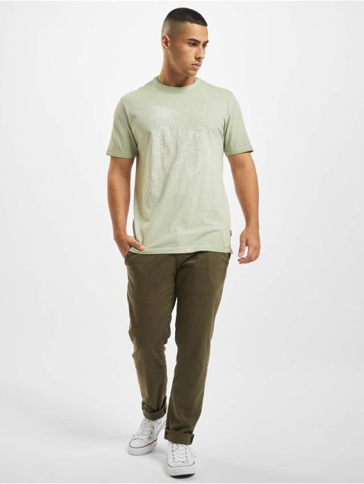 Only & Sons T-Shirty onsIku Reg zielony