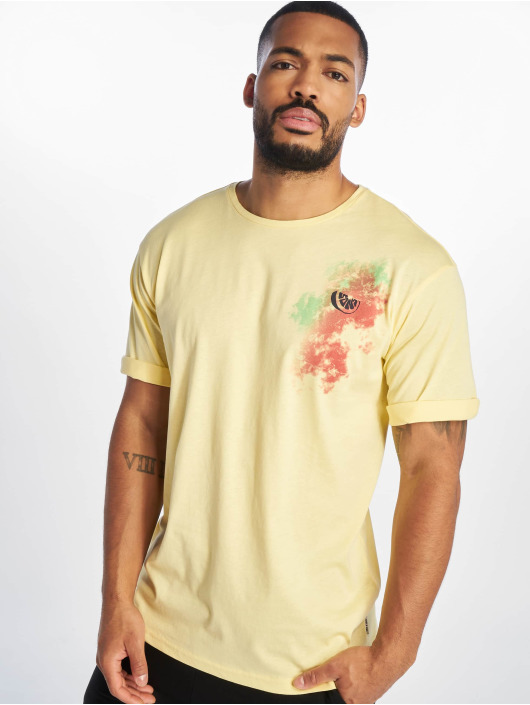 Only & Sons T-Shirty onsPismo Ovz zólty