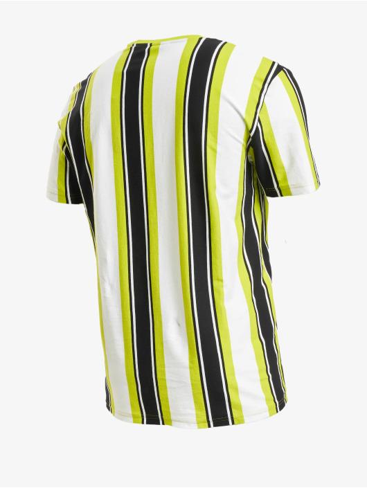 Only & Sons T-Shirty onsRis Stripe zólty