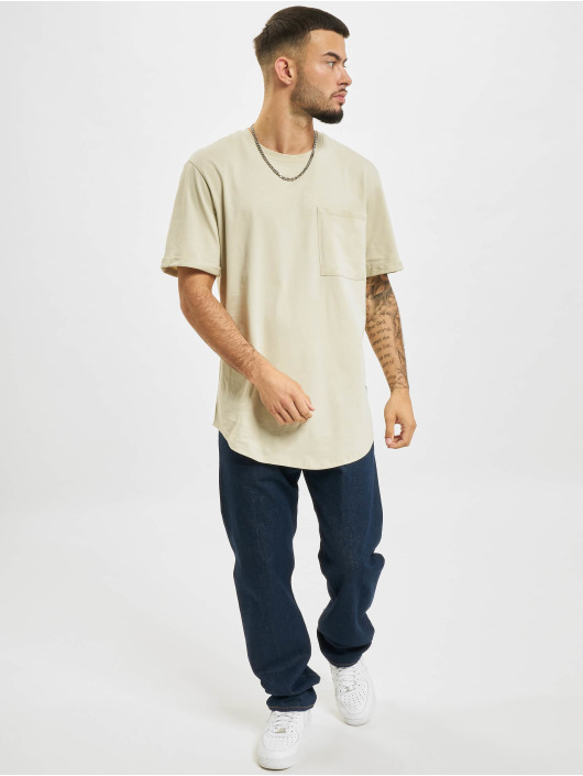 Only & Sons T-skjorter Ons Gavin Life NOOS beige