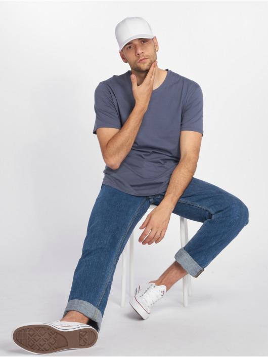 Only & Sons T-skjorter Onsmatt Longy Ss Tee Noos blå