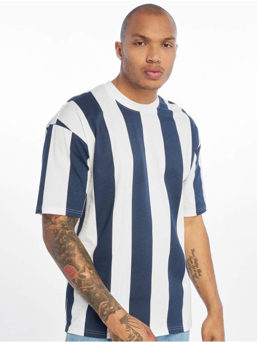 Only & Sons T-skjorter onsHurry Oversize Striped blå