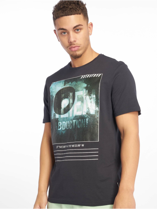 Only & Sons T-skjorter onsLaban Camp blå
