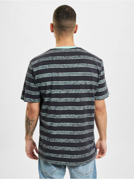 Only & Sons T-skjorter onsPivot Reg Summer Stripe blå