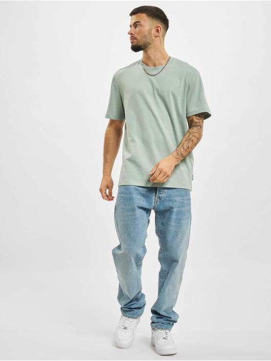 Only & Sons T-skjorter Ons Millenium Life REG NOOS blå