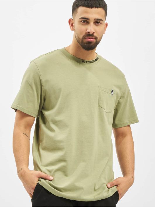 Only & Sons T-skjorter onsMogens grøn