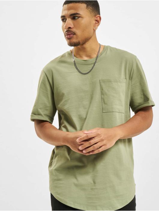 Only & Sons T-skjorter Ons Gavin Life NOOS grøn