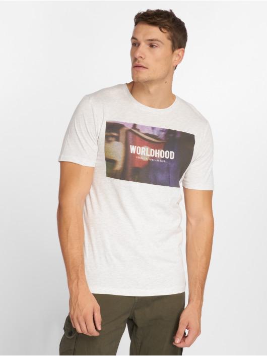 Only & Sons T-skjorter onsFalkner hvit