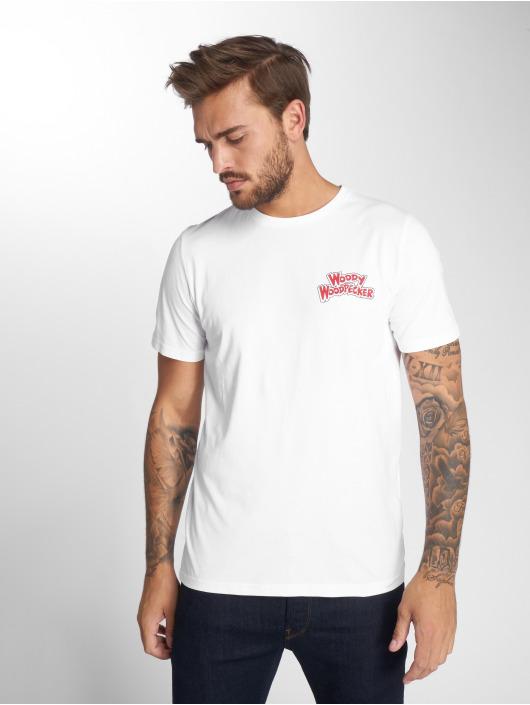 Only & Sons T-skjorter onsWoodpecker hvit