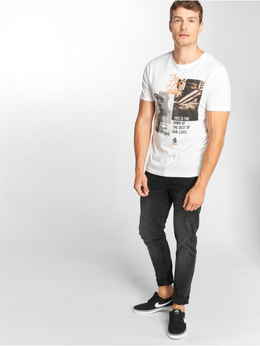 Only & Sons T-skjorter onsGabriel hvit