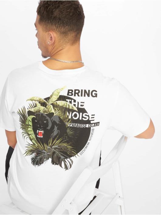 Only & Sons T-skjorter onsPedley Longy hvit