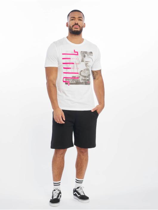 Only & Sons T-skjorter onsPetal Fitted Camp hvit